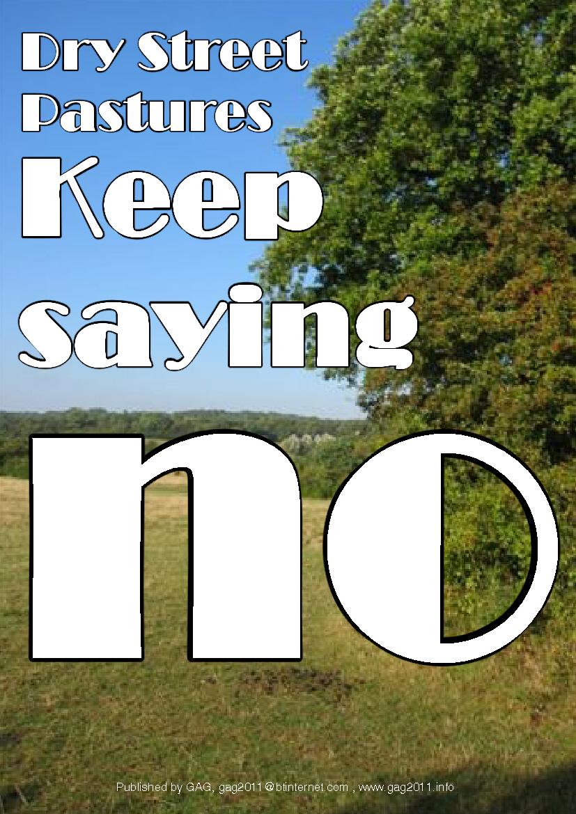 keep saying no 2